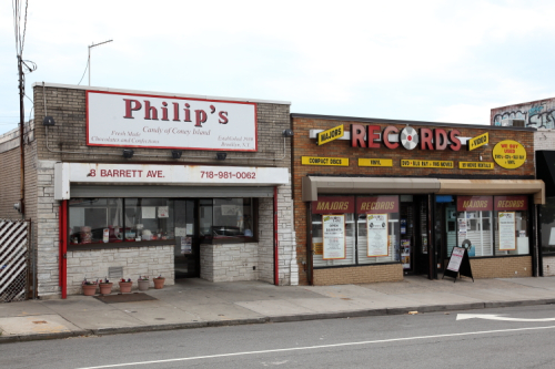 Philip's Candy and Majors Records & Video  Elm Park  Staten Island