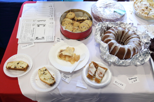 Baked goods  Nansen Lodge Scandinavian Heritage Fair  Nansen Lodge  Travis  Staten Island