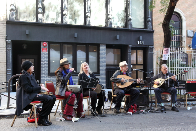 Musicians  St. John the Baptist Greek Food Festival  East 17th St  Manhattan