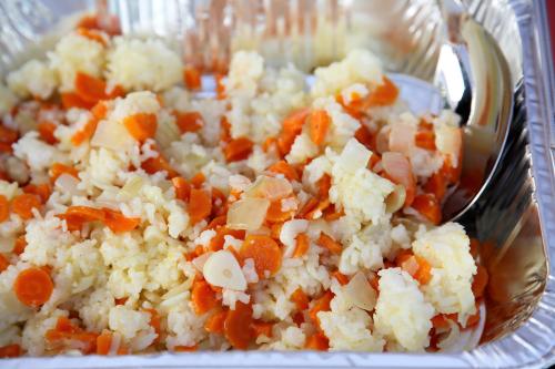Pilaf (Kazakhstan)  Lower Eats Side  PS 110 (The Florence Nightingale School)  Delancey St  Manhattan
