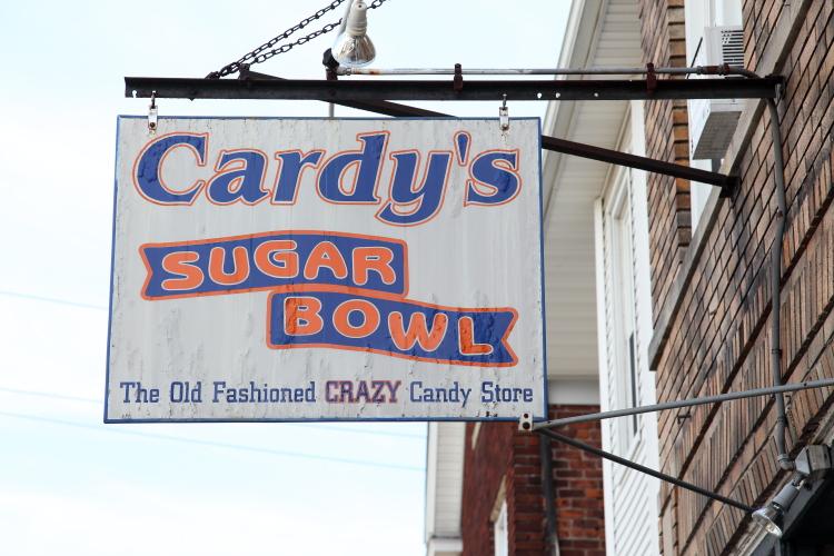 Cardy's Sugar Bowl  Lodi  New Jersey