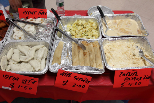 Sweets  mostly  Bangladeshi pitha-making contest  Jackson Heights  Queens