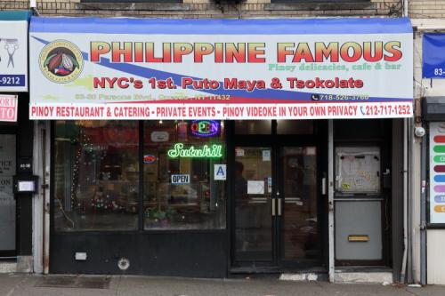 Philippine Famous  NYC's 1st puto maya & tsokolate  Briarwood  Queens
