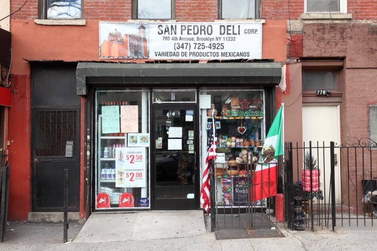 San Pedro Deli  Greenwood Heights  Brooklyn