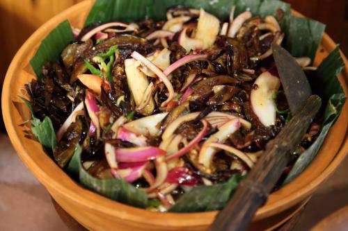 Eggplant moju  Randiwa  Bull's Head  Staten Island