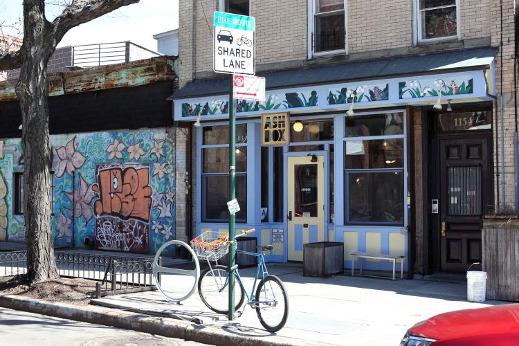 Ashbox  Greenpoint  Brooklyn