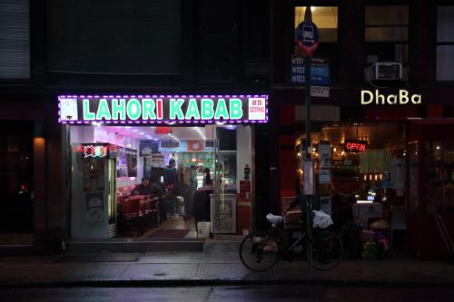 Lahori Kebab  Lexington Ave  Manhattan