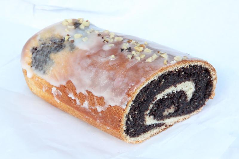 Makowiec  poppy-seed cake  Star Deli & Bakery  Greenpoint  Brooklyn