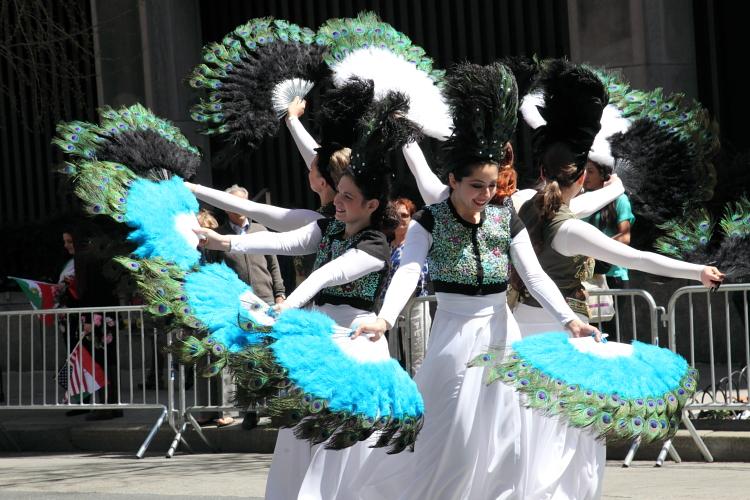 Parade participants (6)  Persian Day Parade  Madison Avenue  Manhattan