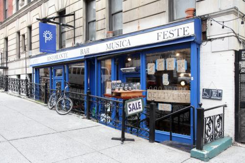 Pisticci  open for delivery  La Salle St  Manhattan
