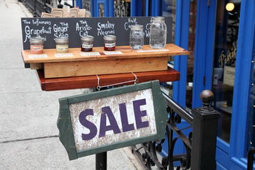 Cocktail and wine delivery menu  Pisticci  La Salle St  Manhattan