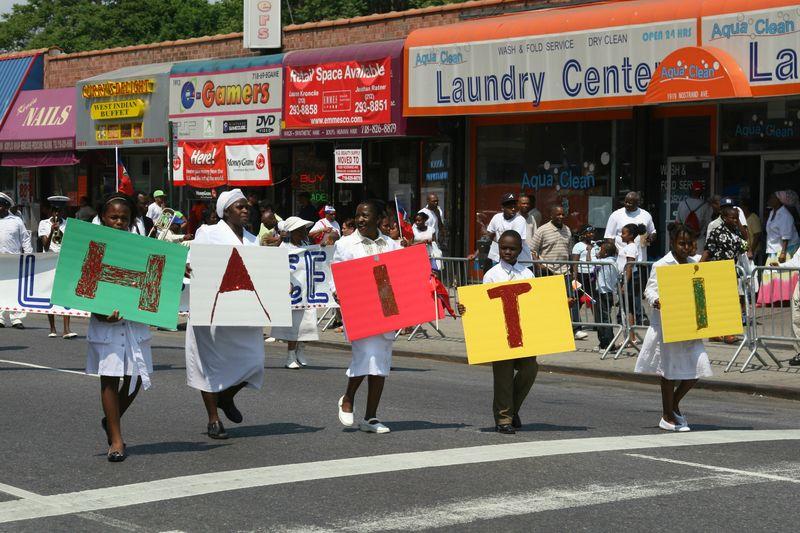 The Haitian Day Parade and Festival  Flatbush  Brooklyn