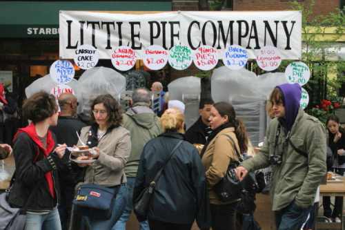 Little Pie Company  2007 Ninth Avenue International Food Festival  Ninth Ave  Manhattan