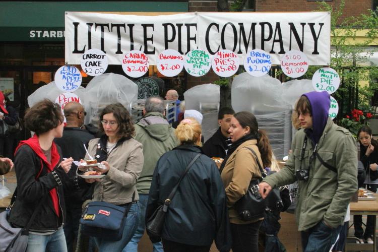 Little Pie Company  2007 Ninth Avenue International Food Festival  Ninth Ave  Manhattan