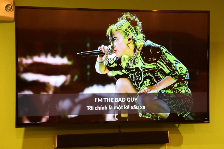 I'm the Bad Guy  Billie Eilish video with English and Vietnamese subtitles  Banh Cuon Thanh Long  Eden Center  Falls Church  Virginia
