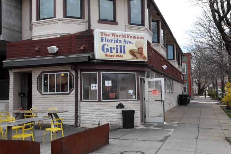 Florida Avenue Grill  Washington  DC