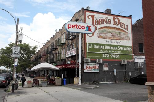 John's Deli  Gravesend  Brooklyn