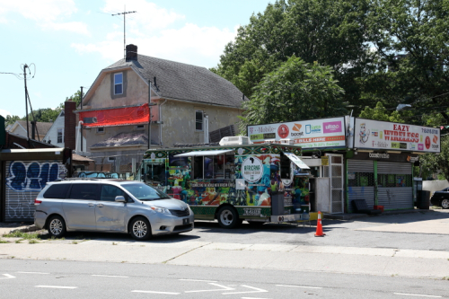 Africana Mobile Kitchen  Park Hill  Staten Island