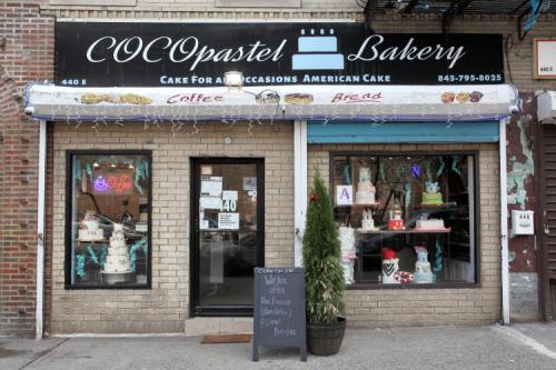 Cocopastel Bakery  Mott Haven  Bronx