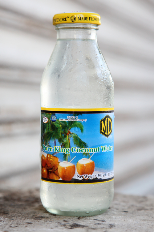 MD brand coconut water  Sagara Food City  Tompkinsville  Staten Island