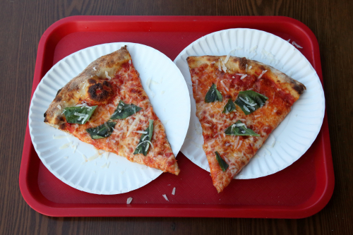 Slices  Philomena's Pizza  Sunnyside  Queens