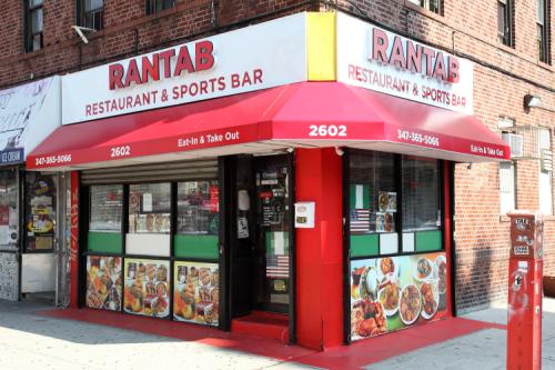Rantab Restaurant & Sports Bar  Flatbush  Brooklyn