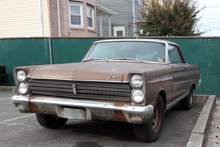 Mid-1960s Mercury Comet  Elizabeth  New Jersey