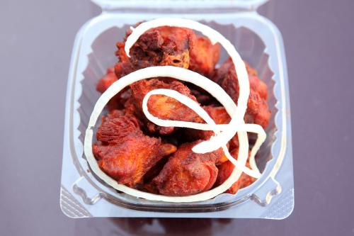 Tsofi  Ghanaian fried turkey tail  Adab Foods  Olinville  Bronx