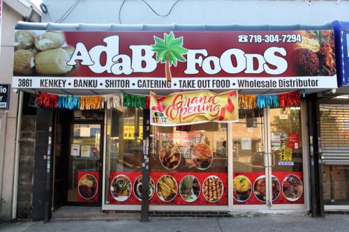 Adab Foods  Olinville  Bronx