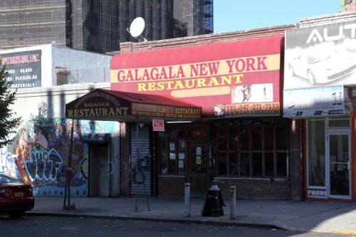 Galagala New York Restaurant  Mount Hope  Bronx