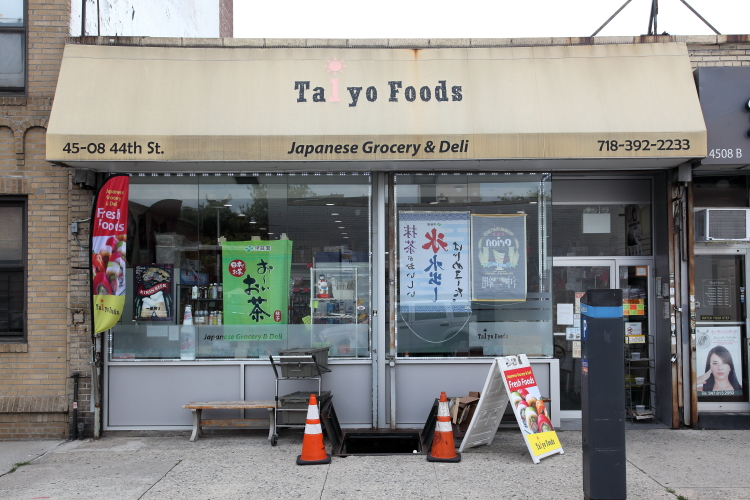Taiyo Foods  Sunnyside  Queens