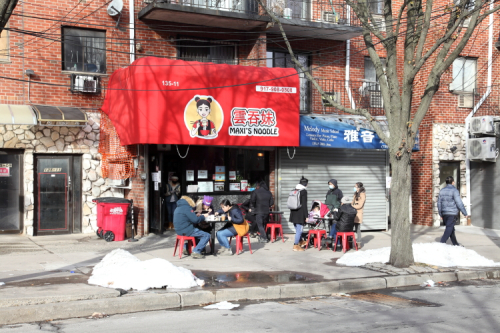 Maxi's Noodle  Flushing  Queens