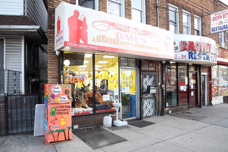 Dave's Barber Shop & Hair Salon  Richmond Hill  Queens