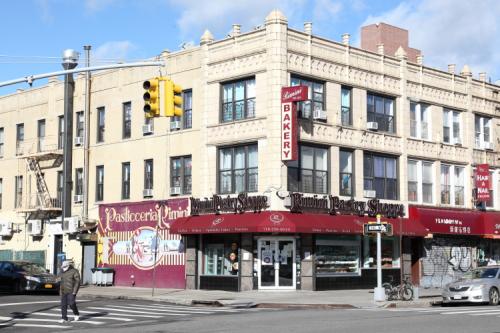 Rimini Pastry Shoppe  Bensonhurst  Brooklyn