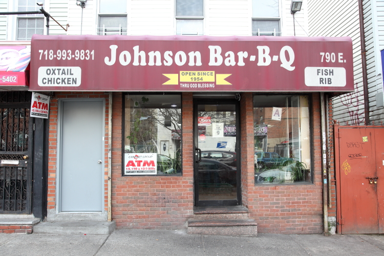 Johnson's BBQ  Woodstock  Bronx