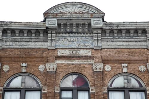 Pythian Hall  1891  East 125th St  Manhattan