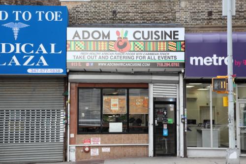 Adom Cuisine  Tremont  Bronx