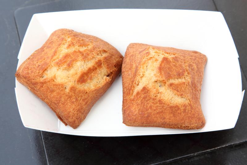 Kenyan beignets (mandazi)  Griot Cafe  Jersey City