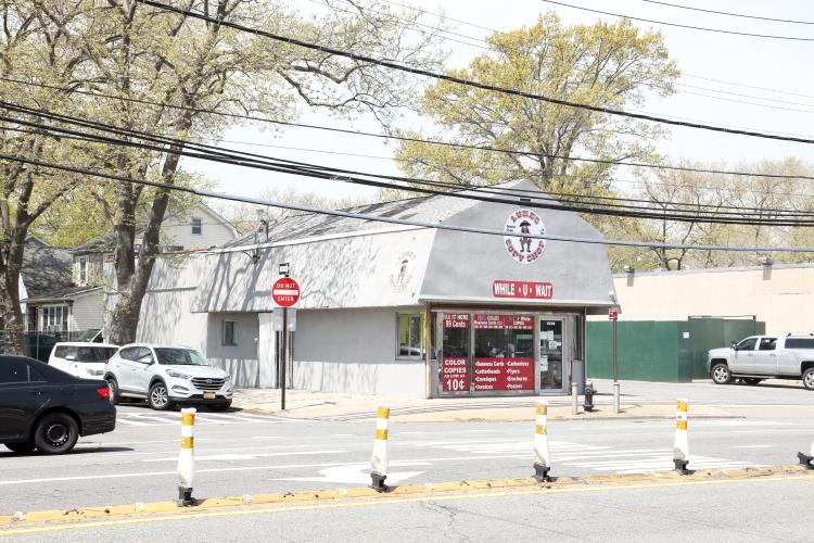 Luke's Copy Shop  New Dorp  Staten Island