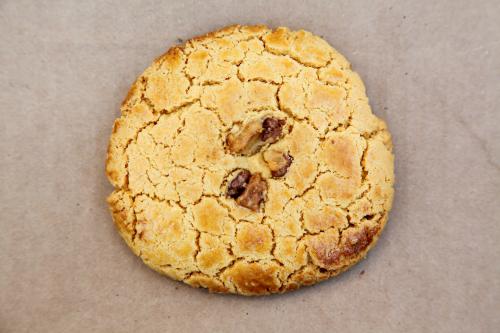 Walnut cookie  Ka Wah Bakery  Eldridge St  Manhattan