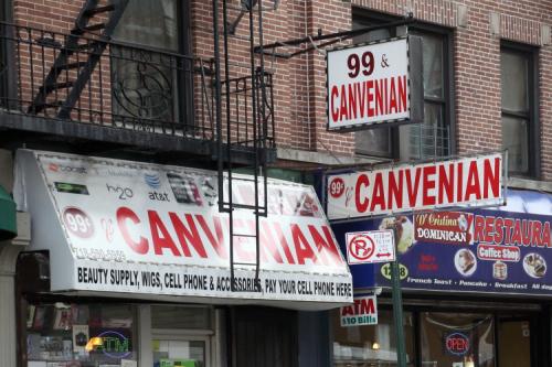 99c & Canvenian  Morrisania  Bronx