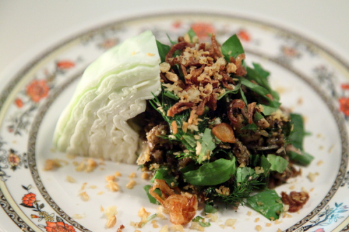 Gai laap Chiang Mai  Little Serow  Washington  DC