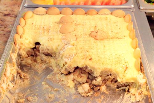 Banana pudding  Jacob Restaurant  Frederick Douglass Blvd  Manhattan