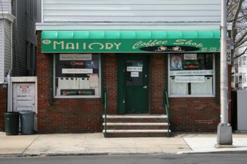 Mallory Coffee Shop  Jersey City