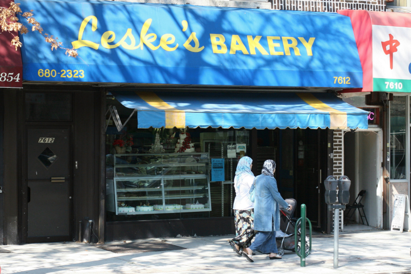 Leske's Bakery  Bay Ridge  Brooklyn