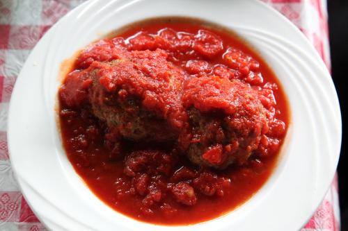 Meatballs  V&T  Amsterdam Ave  Manhattan