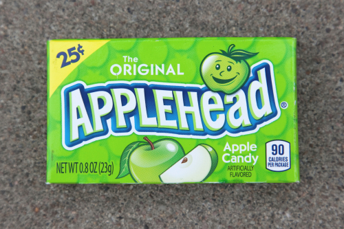 Applehead apple candy  Archie's Corner  Elizabeth  New Jersey