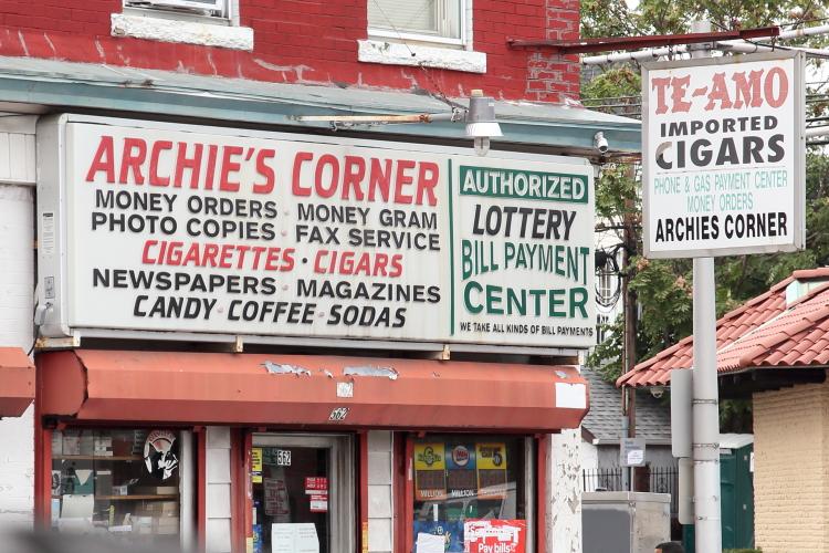 Archie's Corner  Elizabeth  New Jersey