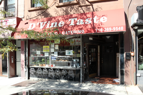 D'Vine Taste  Park Slope  Brooklyn