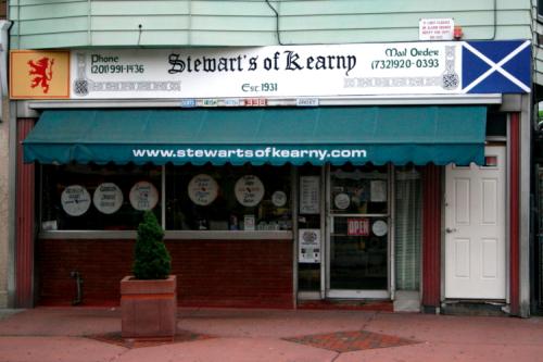 Stewart's of Kearny (2007; later known as Stewart's Scottish Market)  Kearny  New Jersey